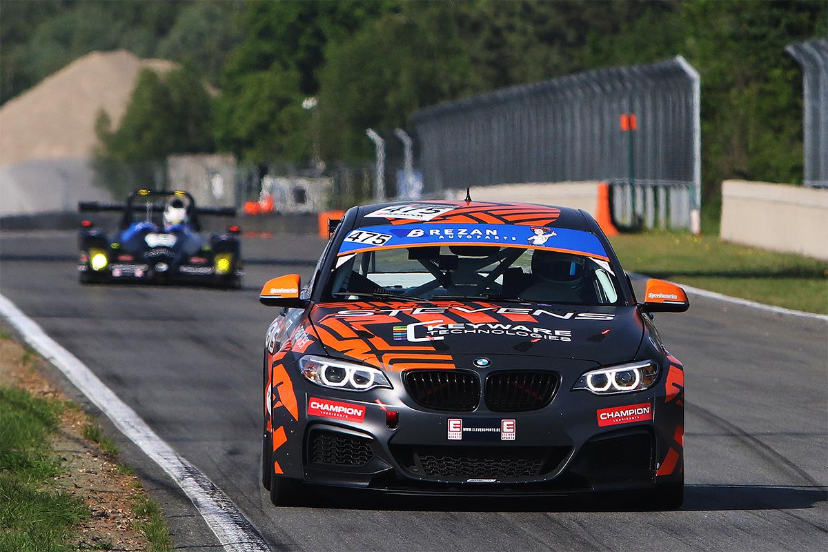 Stevens Motorsport betwist 24 Hours of Zolder met drie debutanten!