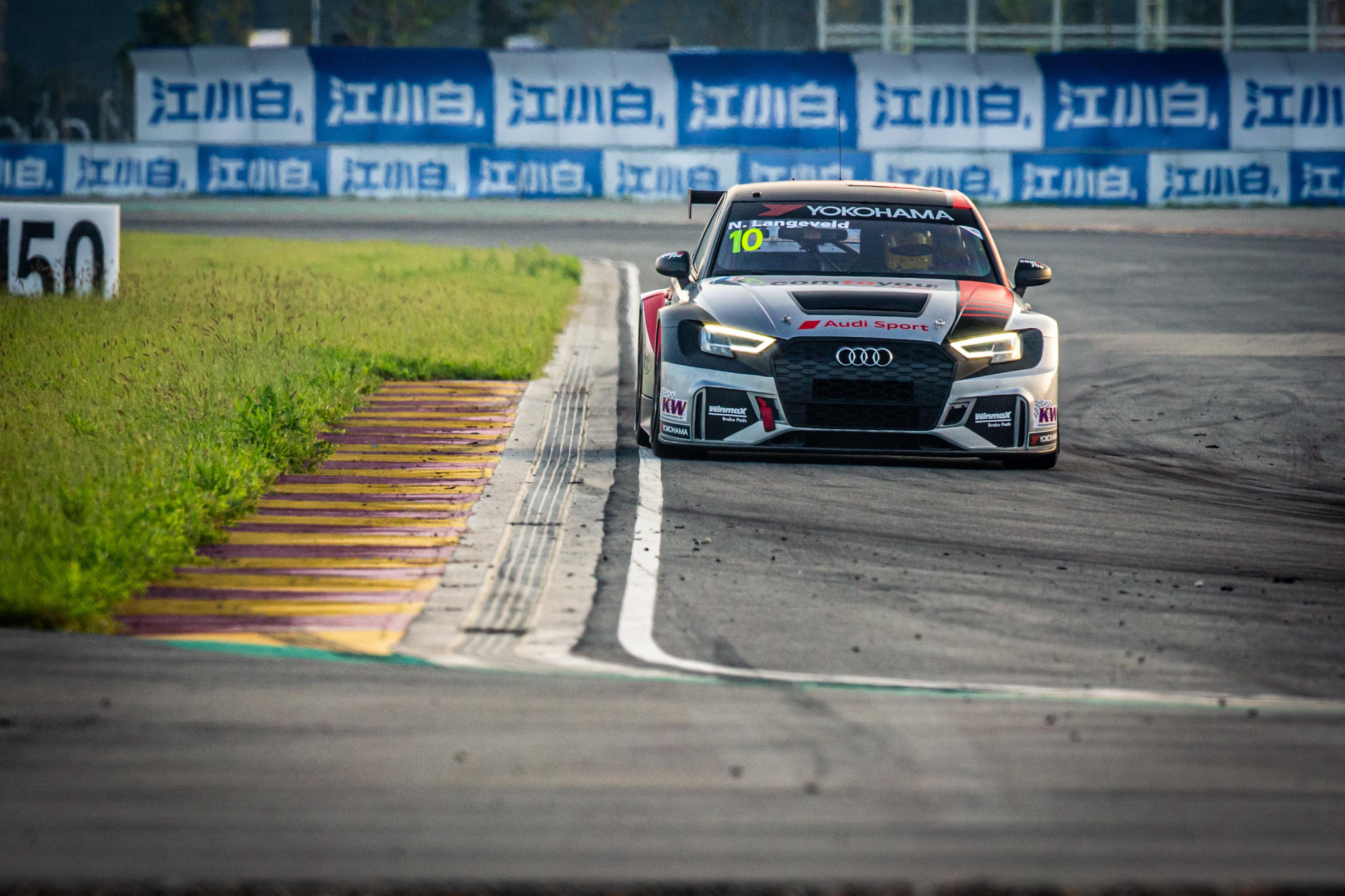 Niels Langeveld kijkt met positief gevoel terug op WTCR-weekend in China