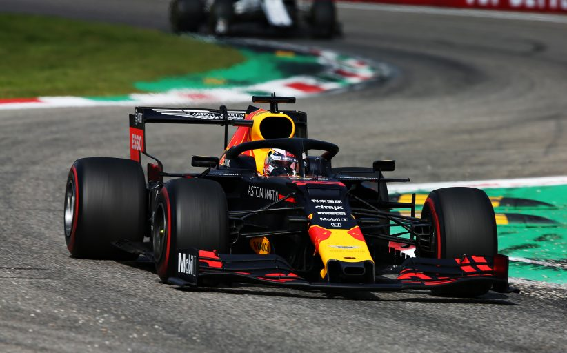 Max Verstappen achtste in Italiaanse GP: