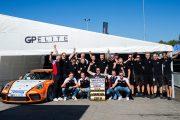 Team GP Elite en Max van Splunteren bekronen sterk seizoen met kampioenstitel Porsche Carrera Cup Benelux