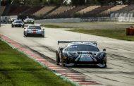 Louis Machiels en AF Corse Ferrari 488 kampioen in de Pro/Am Blancpain GT Series na denderde finale in Barcelona