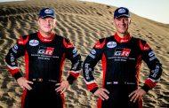 Bernhard ten Brinke in Toyota fabriekskleuren naar Dakar 2020