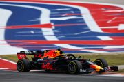 Max Verstappen derde in GP USA: