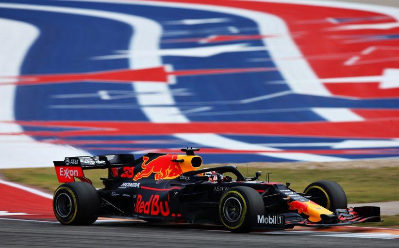 Max Verstappen derde in GP USA: