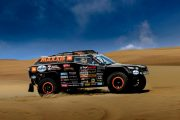 Tim en Tom Coronel presenteren The Beast 3.0 voor Dakar 2020