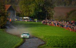 Vincent Verschueren testte de VW Polo R5 in de Condroz Rally