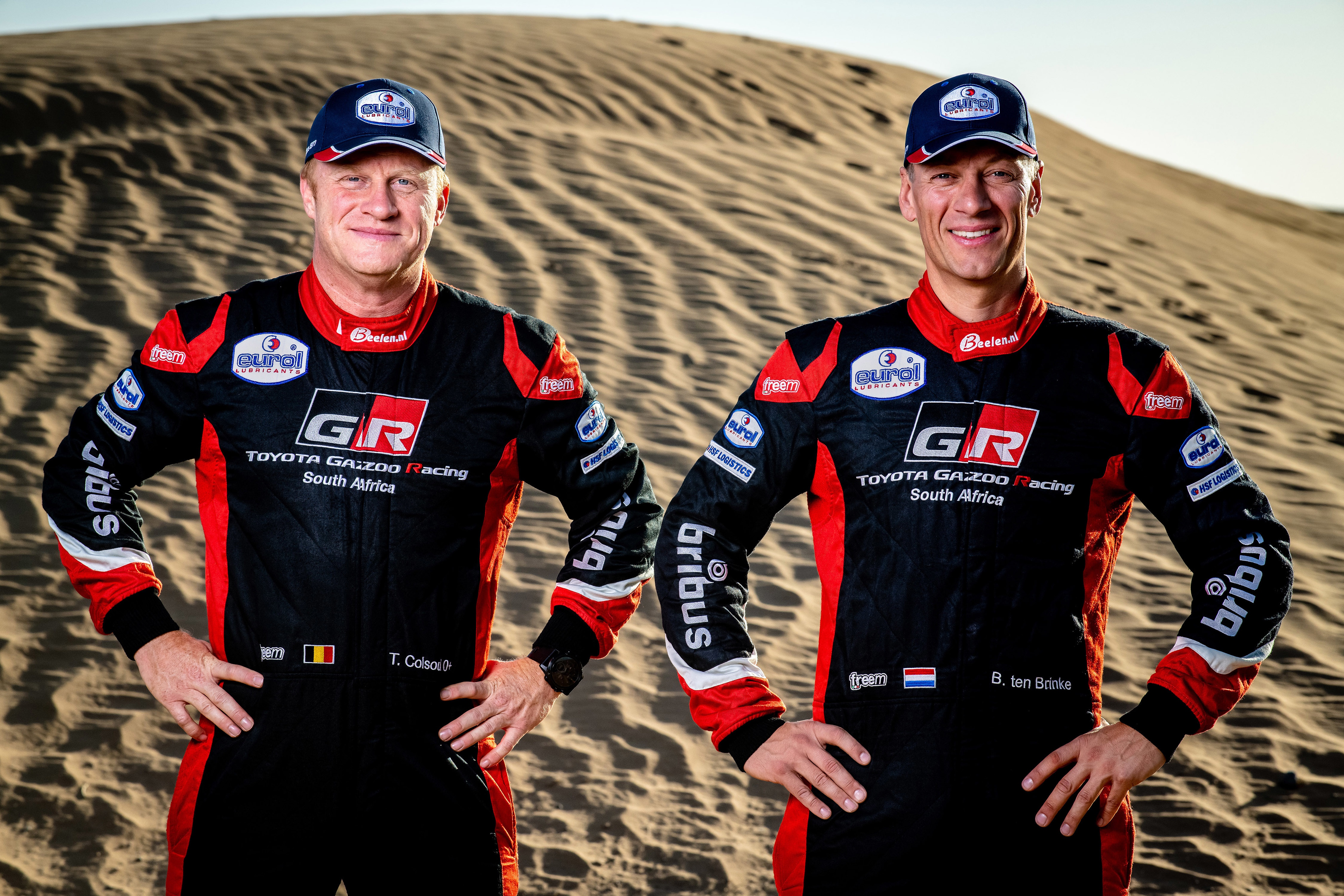 Bernhard ten Brinke start vernieuwde Dakar Rally vol ambitie