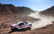Teamspirit helpt Bernhard ten Brinke door lastige Dakar etappe