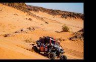 Dag 5 Dakar 2020. Weer een goede dag! 16e