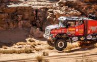 Mammoet Rallysport maakt indruk met zesde plaats in foutloze etappe