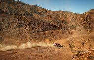 Mammoet Rallysport zet opmars voorzichtig voort