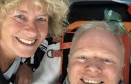 Jimmink na val uit de Dakar