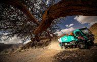 Een hele lange (echte Dakar) dag