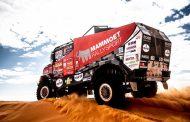 Mammoet Rallysport klopt aan de poort