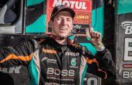 Team De Rooy trots op zesde plaats van Van Kasteren