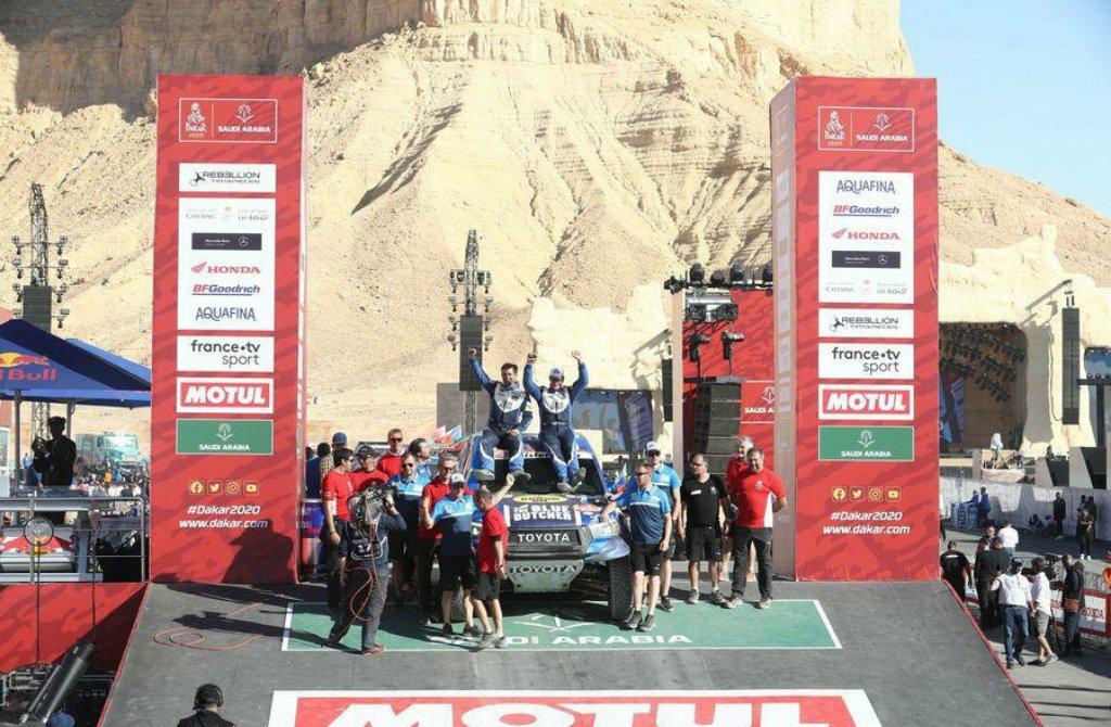 Vierde tijd in Qiddiyah Grand Prix als kers op de taart voor Van Loon