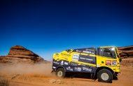 Bladveer verpest de dag voor Team Van de Laar
