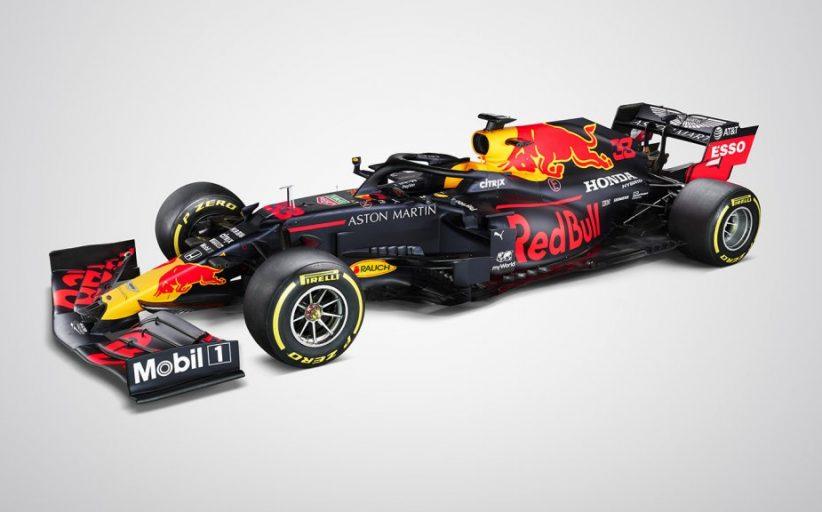 Red Bull Racing en Scuderia Ferrari presenteren hun nieuwe F1 bolides voor 2020