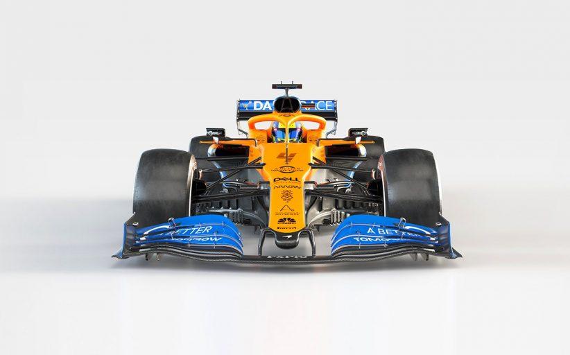 McLaren toont de nieuwe MCL35
