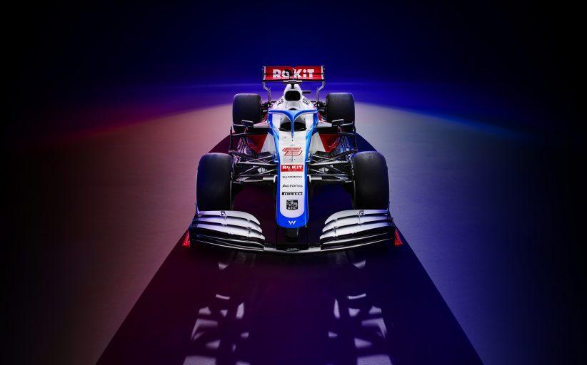 Williams onthult Formule 1 auto met nieuwe livery voor 2020