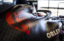 De nieuwe Alfa Romeo F1 auto op Fiorano!