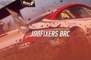 Rallyrijders en fans racen in het online Jobfixers BRC