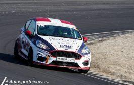 Lastig maar goed eerste raceweekend voor Colin Caresani