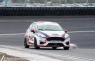 Colin Caresani Kampioen van de Ford Fiesta Sprint Cup!