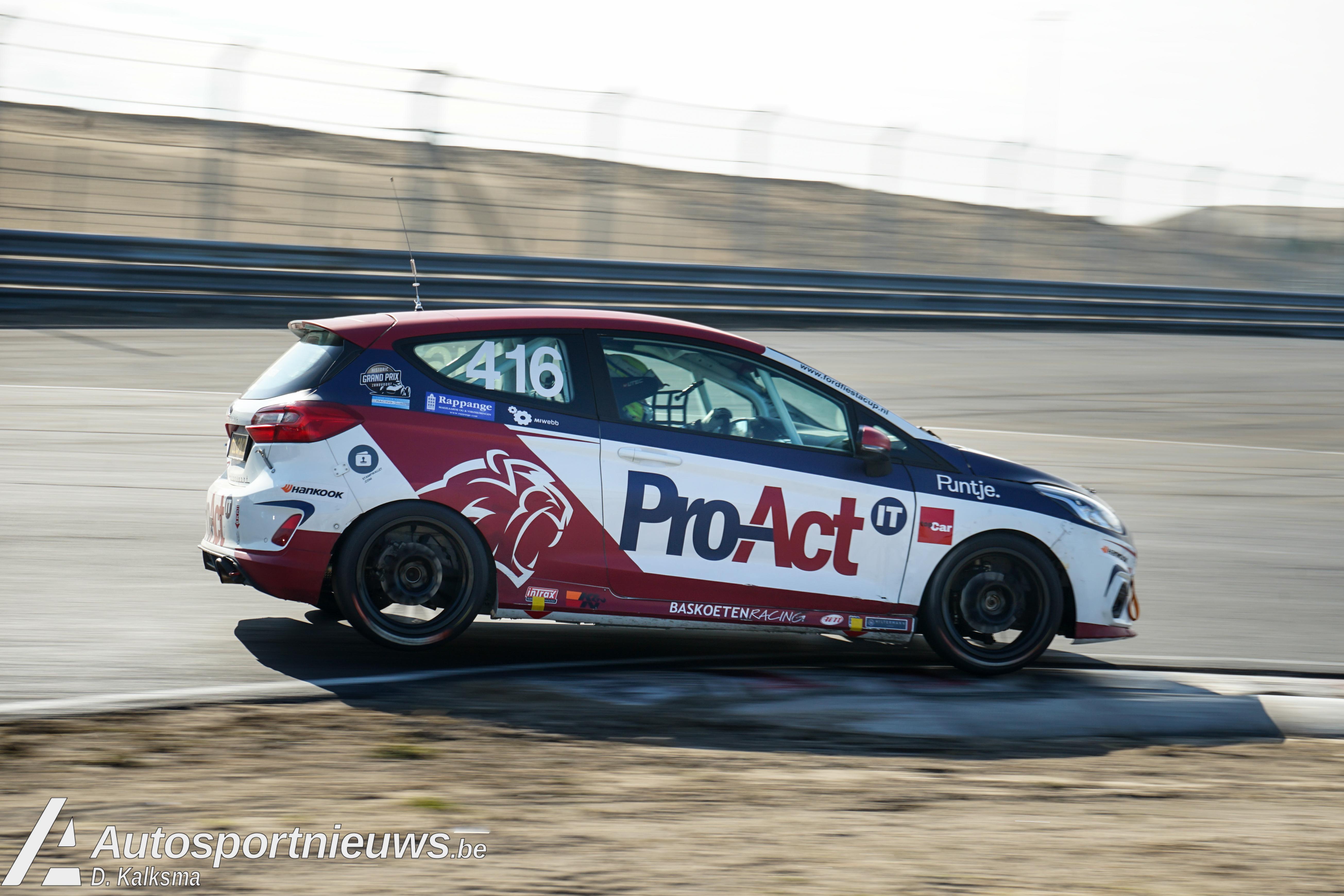Interview: Colin Caresani, op weg naar de GT3!
