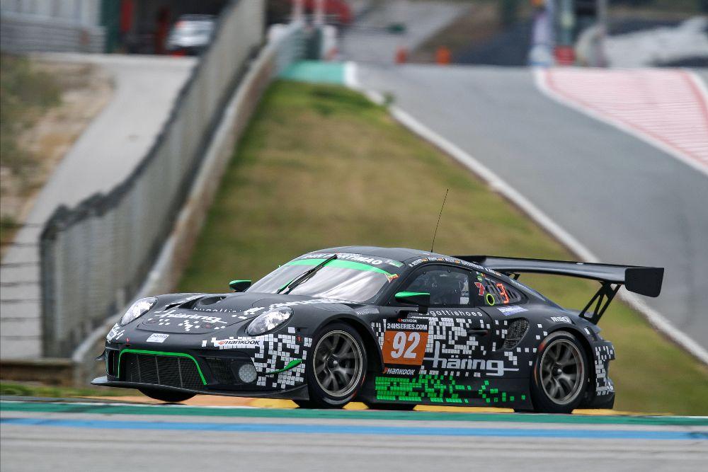 Overwinning en tweede plaats voor Herberth Motorsport in Hankook 24H PORTIMAO