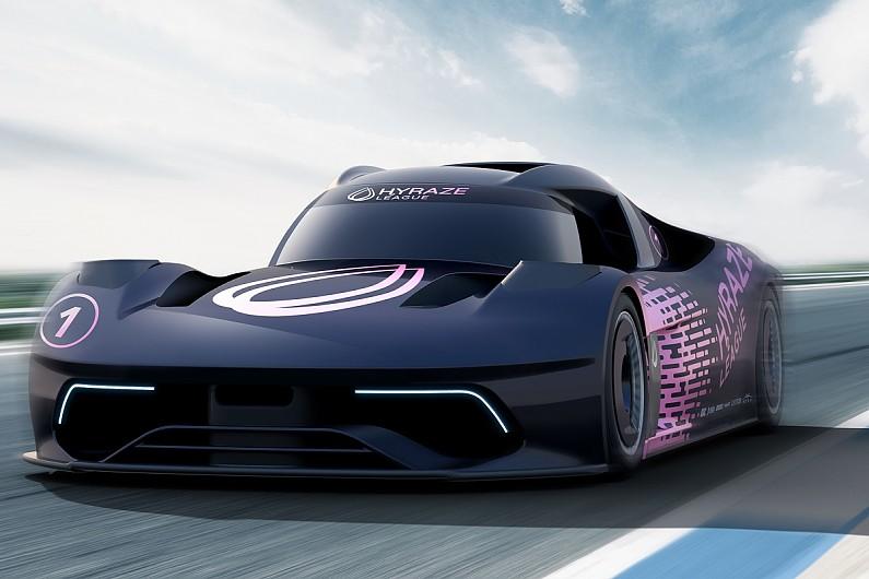 Dit is de nieuwe HYRAZE League waterstof raceserie die in 2023 wordt gelanceerd!