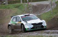 Cédric Cherain wint Covid-proof Monteberg Rally