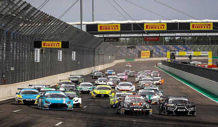 ADAC GT Masters dit jaar niet naar Circuit Zandvoort