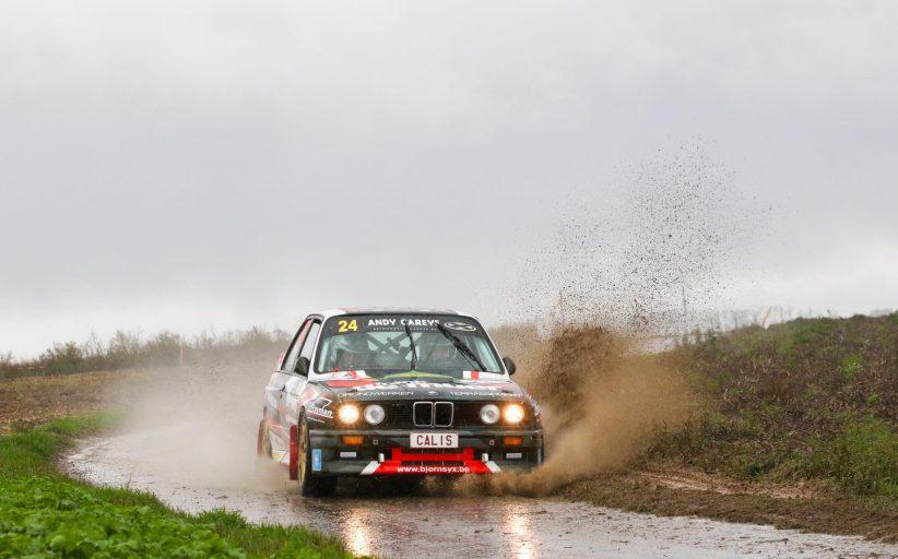 Niet Paul Lietaer maar wel Bjorn Six de snelste historic - Aarova Rally