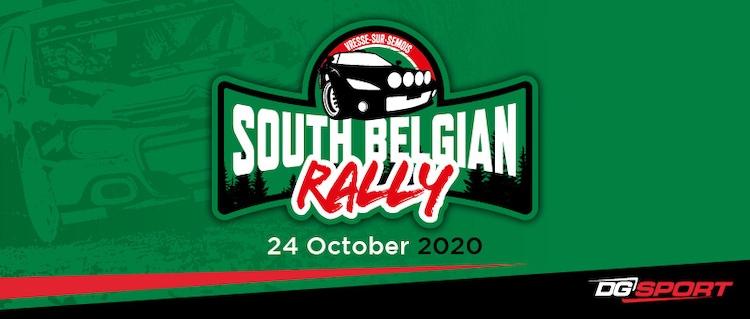 Toeschouwers toegelaten op de proeven van South Belgian Rally!