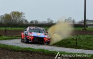 Renties Ypres Rally Belgium in het FIA WRC 2021