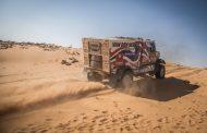 Dakarspeed helpt andere teams