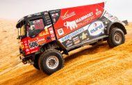 Mammoet Rallysport toont 'Zwitserse regelmaat'