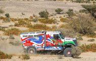 Foutje kost Dakarspeed vijf plaatsen