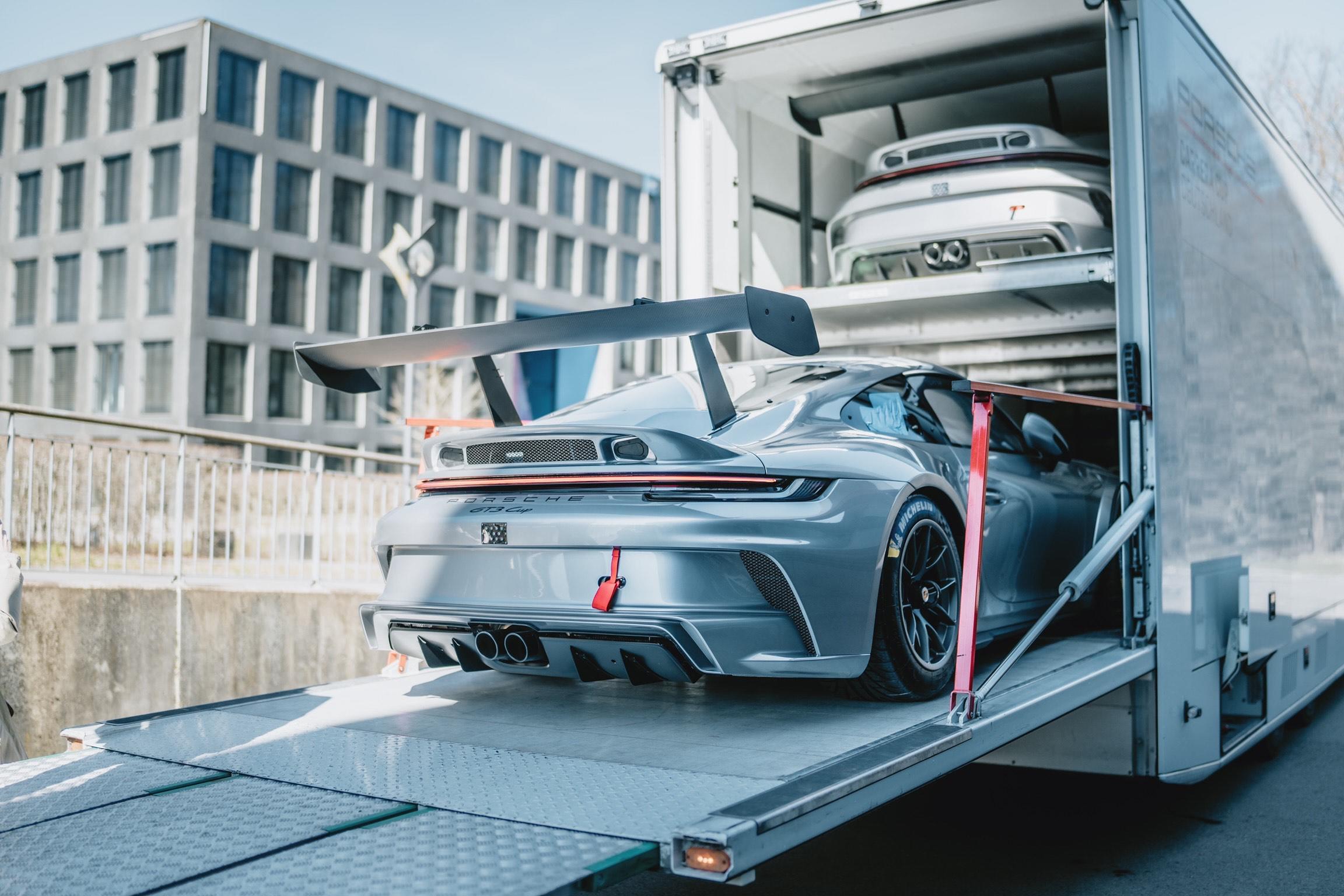 Loek Hartog maakt de volgende stap in de Porsche Cup series!