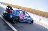 Colin Caresani met opvallende livery in de BMW M2 Cup