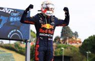 Max Verstappen wint de Grand Prix van Emilia-Romagna: