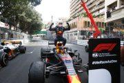 Max Verstappen wint de Grand Prix van Monaco: