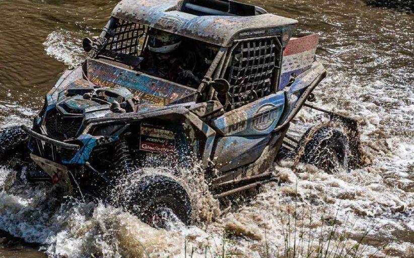 Dakarteam Spierings maakt goede start in Breslau Rally