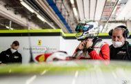 John Wartique aan de start van de TotalEnergies 24 Hours of Spa