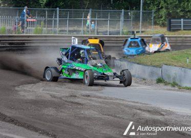NK & BK Rallycross open wagens (augustus) – J. van Kessel