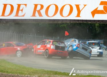 NK & BK Rallycross gesloten wagens (augustus) – J. van Kessel