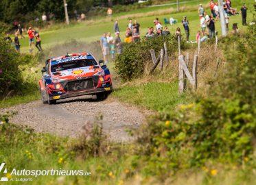 WRC Renties Ypres Rally Belgium – A. Lutgens