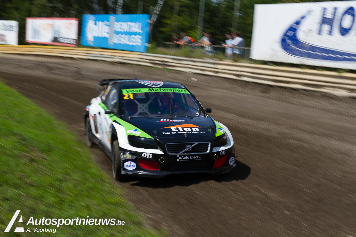 Ron Snoeck Racing pakt 2de plaats in eerste wedstrijd sinds 22 maanden.