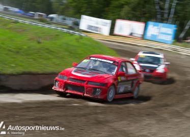 NK & BK Rallycross gesloten wagens (augustus) – A. Voorberg